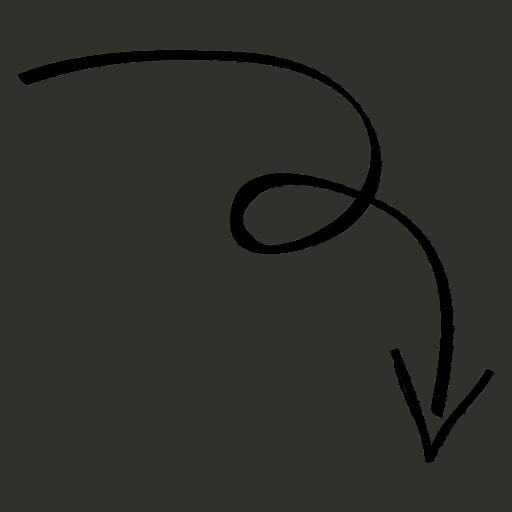 arrow downward